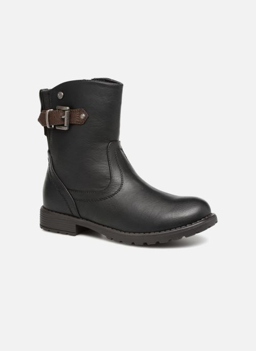 Ankle boots Xti 55285 Black detailed view/ Pair view