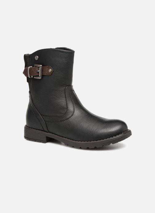Bottines et boots Xti 55285 Noir vue détail/paire
