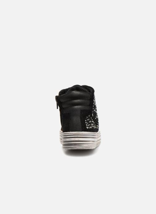 Baskets Xti 55349 Noir vue droite