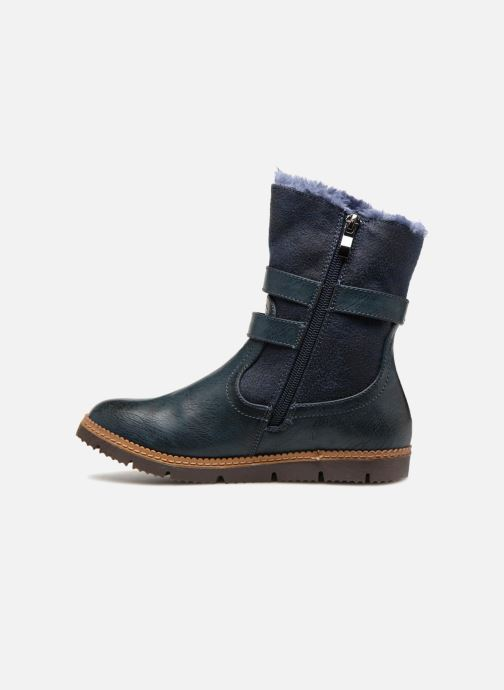 Ankle boots Xti 55364 Blue front view