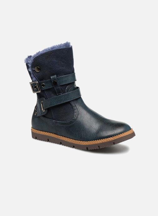 Ankle boots Xti 55364 Blue detailed view/ Pair view