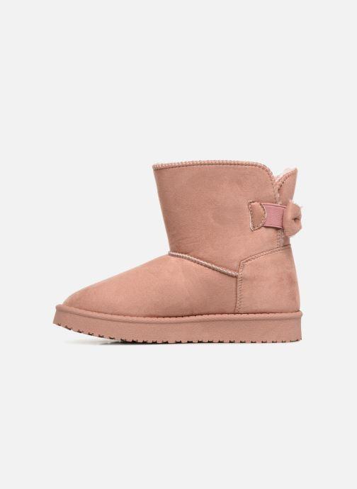 Bottes I Love Shoes Thibicho Rose vue face