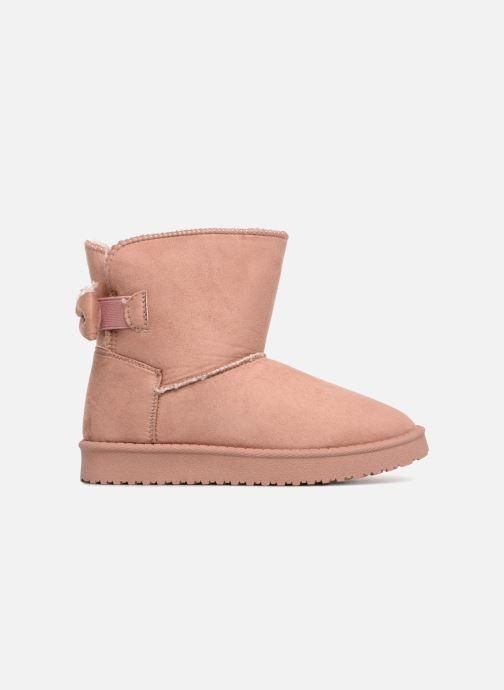 Bottes I Love Shoes Thibicho Rose vue derrière