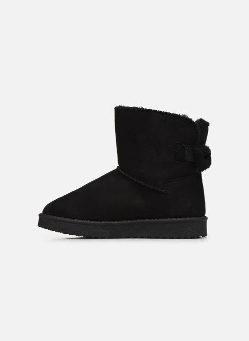 Bottes I Love Shoes Thibicho Noir vue face