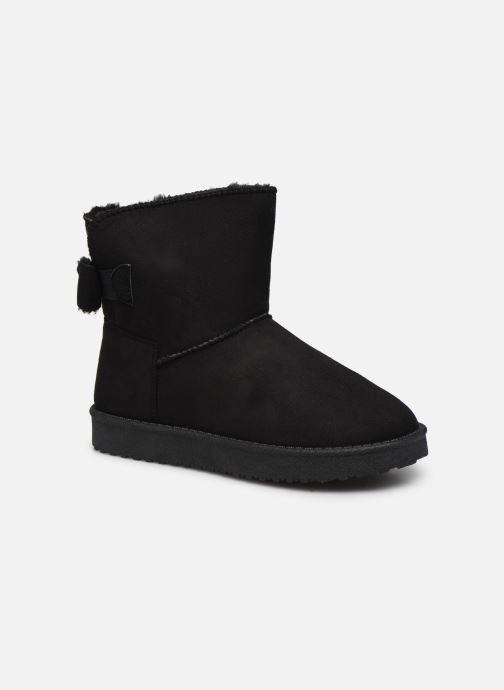 Bottes I Love Shoes Thibicho Noir vue détail/paire