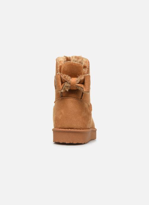 Bottes I Love Shoes Thibicho Marron vue droite