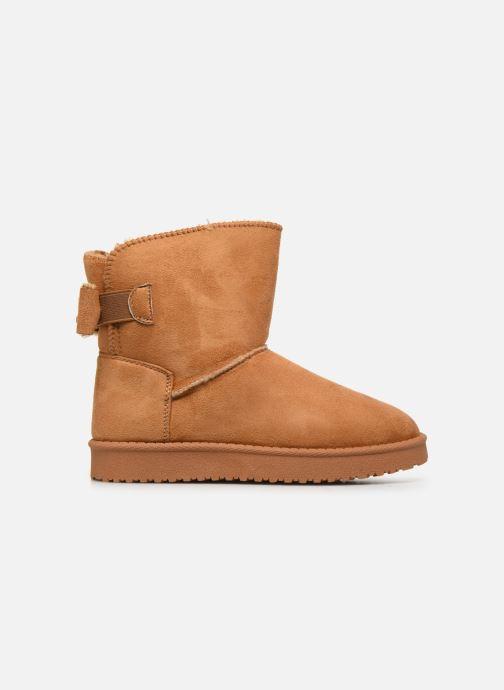 Laarzen I Love Shoes Thibicho Bruin achterkant
