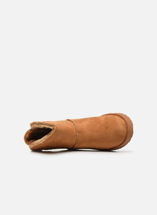Laarzen I Love Shoes Thibicho Bruin links