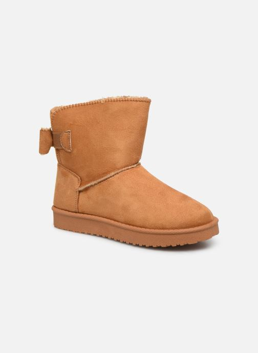 Bottes I Love Shoes Thibicho Marron vue détail/paire