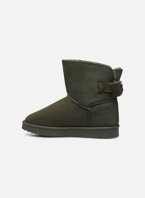 Botas I Love Shoes Thibicho Verde vista de frente