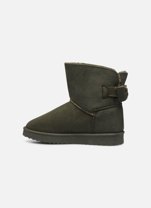 Botas I Love Shoes Thibicho Verde vista de frente