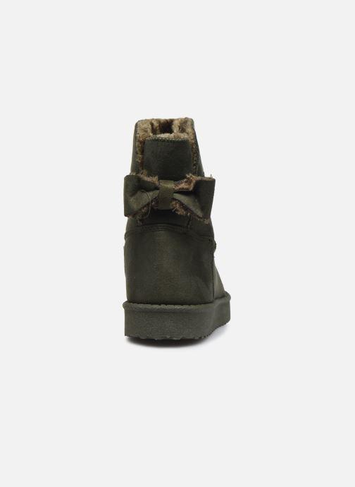Bottes I Love Shoes Thibicho Vert vue droite