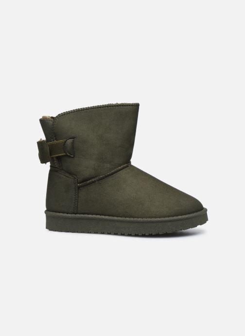 Botas I Love Shoes Thibicho Verde vistra trasera