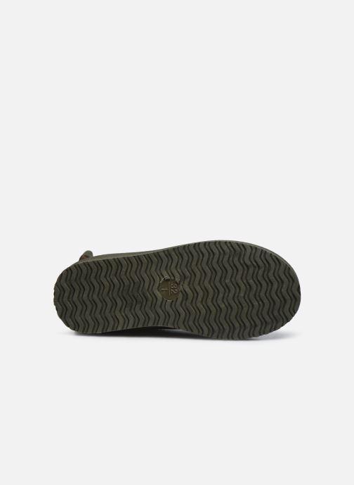 Botas I Love Shoes Thibicho Verde vista de arriba