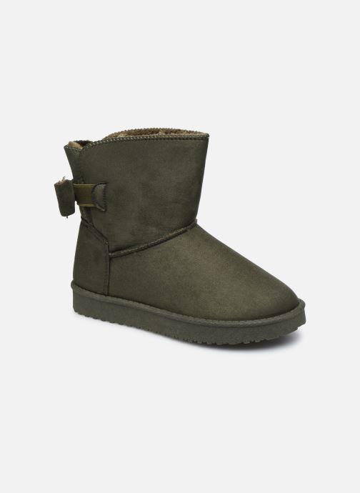 Bottes I Love Shoes Thibicho Vert vue détail/paire