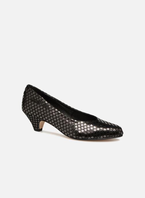 Høje hæle Ippon Vintage Babe-kub Brun detaljeret billede af skoene