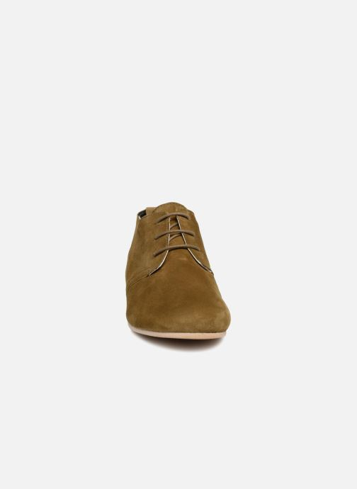 Chaussures à lacets Ippon Vintage Bic-old Vert vue portées chaussures