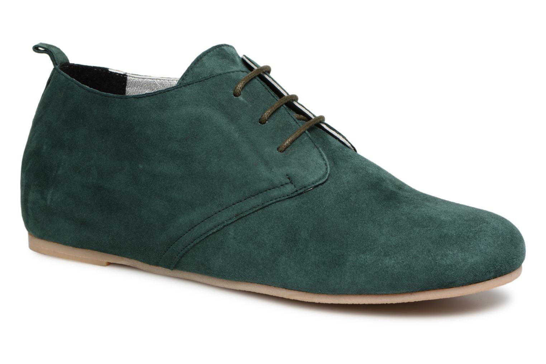 Nuevo zapatos cordones Ippon Vintage Bic-old (Verde) - Zapatos con cordones zapatos en Más cómodo f4c99c
