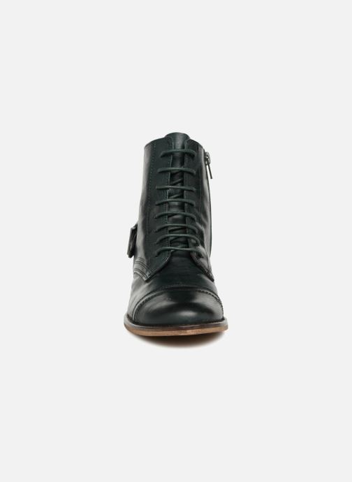 Bottines et boots Ippon Vintage Denver-brush Vert vue portées chaussures