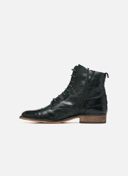Bottines et boots Ippon Vintage Denver-brush Vert vue face