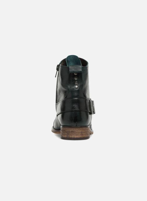 Bottines et boots Ippon Vintage Denver-brush Vert vue droite