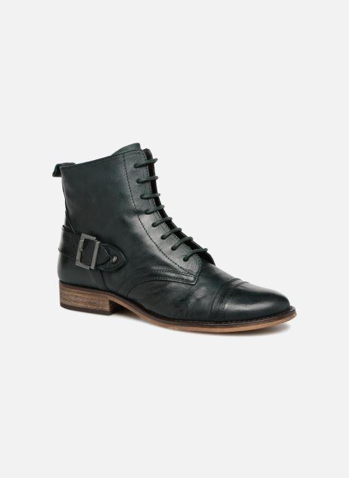 Bottines et boots Ippon Vintage Denver-brush Vert vue détail/paire