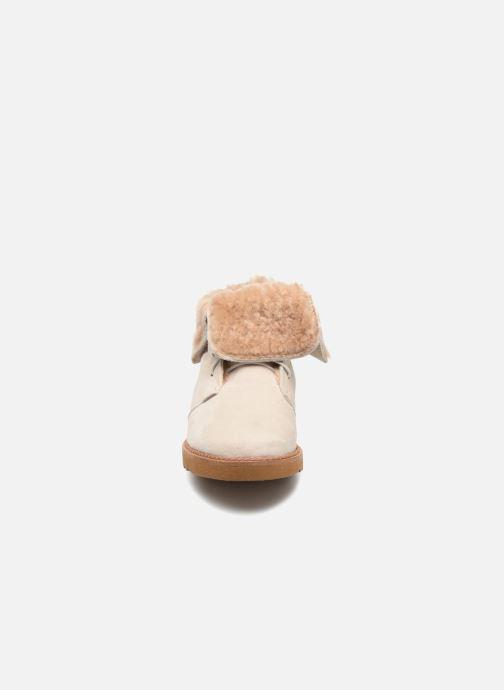 Bottines et boots Ippon Vintage Hyp-Polar Beige vue portées chaussures