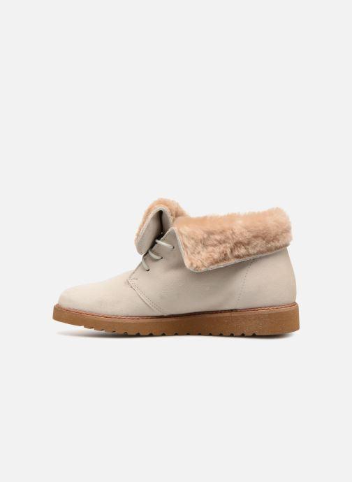 Bottines et boots Ippon Vintage Hyp-Polar Beige vue face