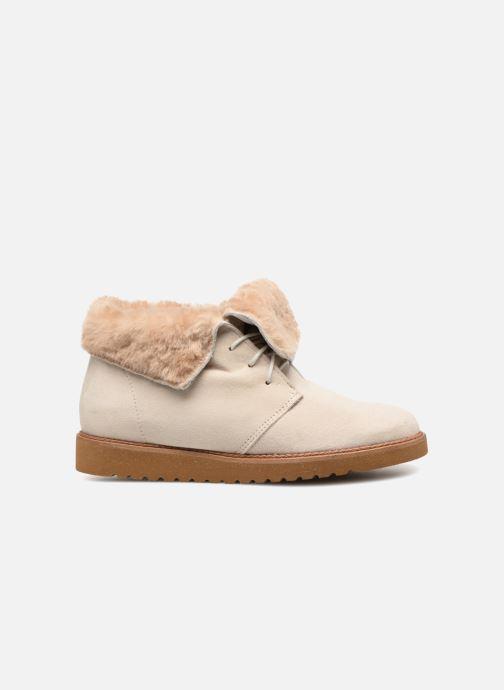 Bottines et boots Ippon Vintage Hyp-Polar Beige vue derrière