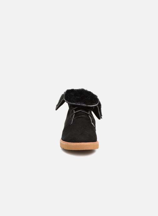 Bottines et boots Ippon Vintage Hyp-Polar Noir vue portées chaussures