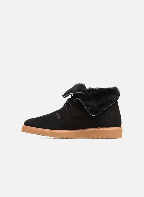 Boots en enkellaarsjes Ippon Vintage Hyp-Polar Zwart voorkant