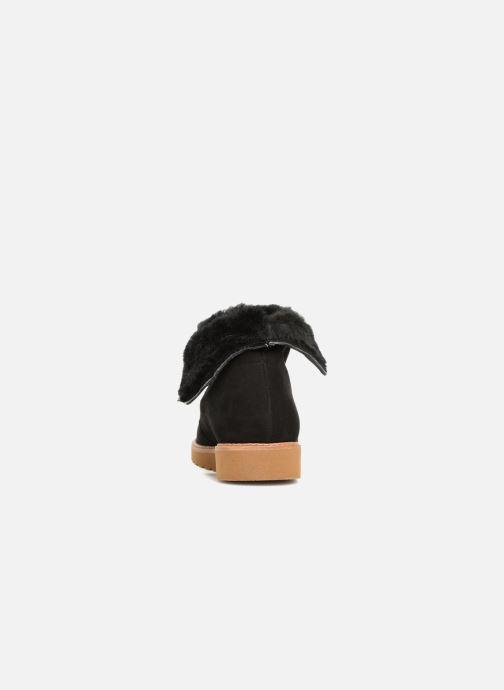 Boots en enkellaarsjes Ippon Vintage Hyp-Polar Zwart rechts