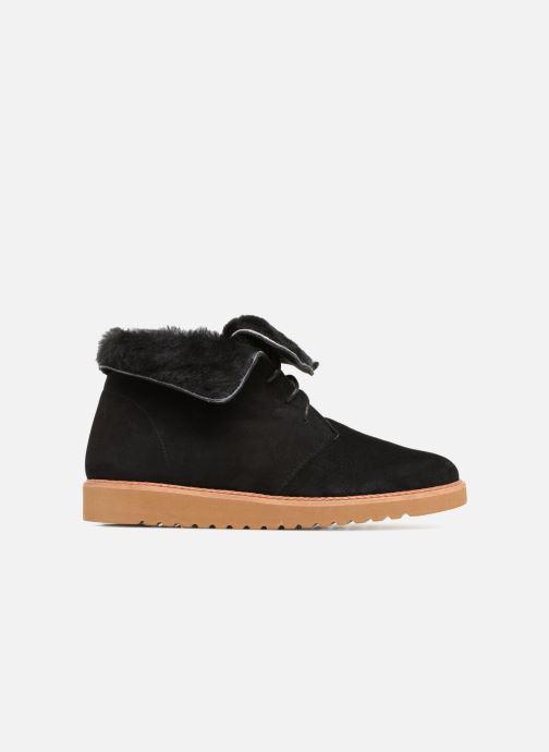 Bottines et boots Ippon Vintage Hyp-Polar Noir vue derrière
