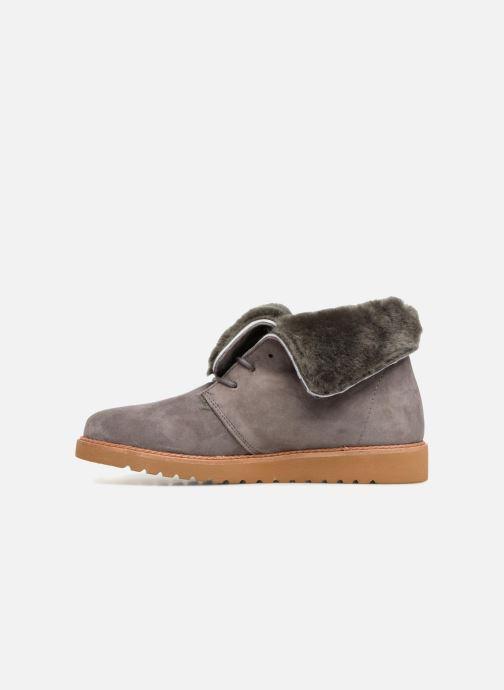Boots en enkellaarsjes Ippon Vintage Hyp-Polar Bruin voorkant