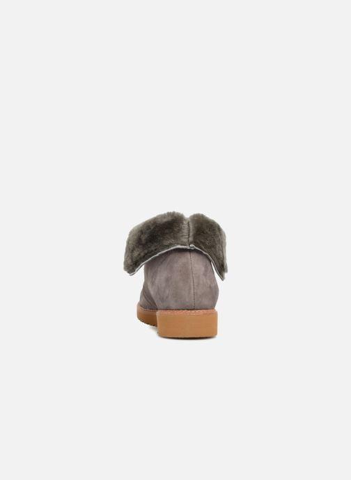 Boots en enkellaarsjes Ippon Vintage Hyp-Polar Bruin rechts