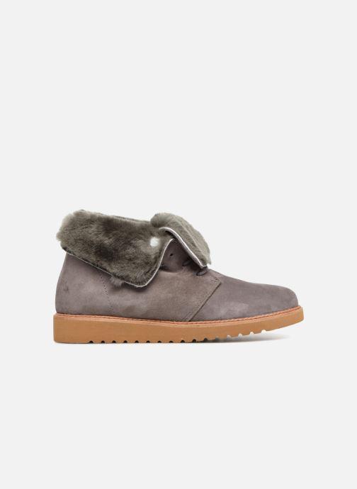 Boots en enkellaarsjes Ippon Vintage Hyp-Polar Bruin achterkant