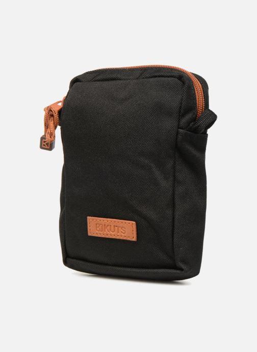 Kleine lederwaren Kuts Bodybag Zip Zwart model