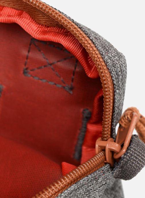 Kleine lederwaren Kuts Bodybag Zip Grijs achterkant