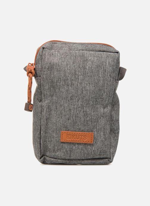 Kleine lederwaren Kuts Bodybag Zip Grijs detail