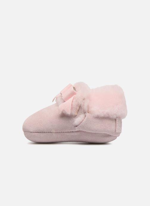 Hausschuhe UGG Blinxie I rosa ansicht von vorne
