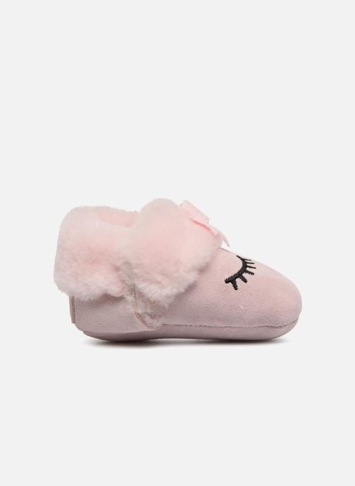 Chaussons UGG Blinxie I Rose vue derrière