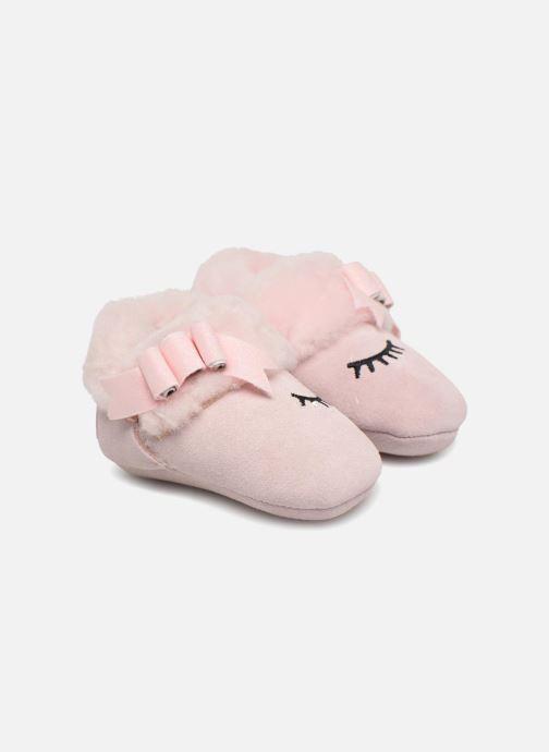 Hausschuhe UGG Blinxie I rosa detaillierte ansicht/modell