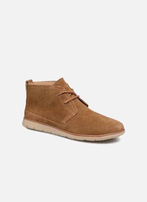 Boots en enkellaarsjes UGG Freamon flesh out Bruin detail