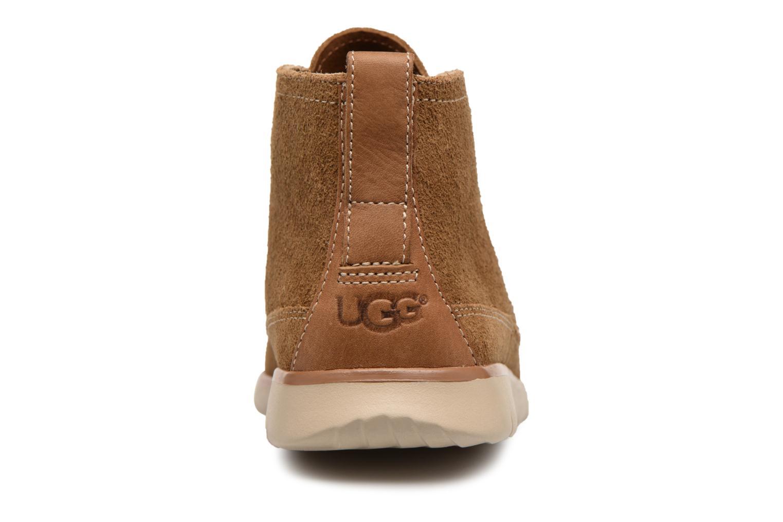 Bottines et boots UGG Freamon flesh out Marron vue droite