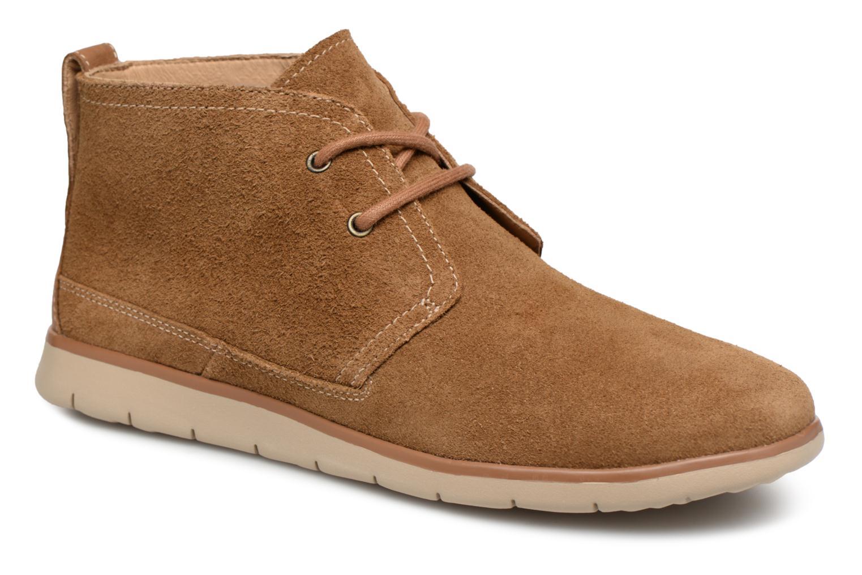Bottines et boots UGG Freamon flesh out Marron vue détail/paire