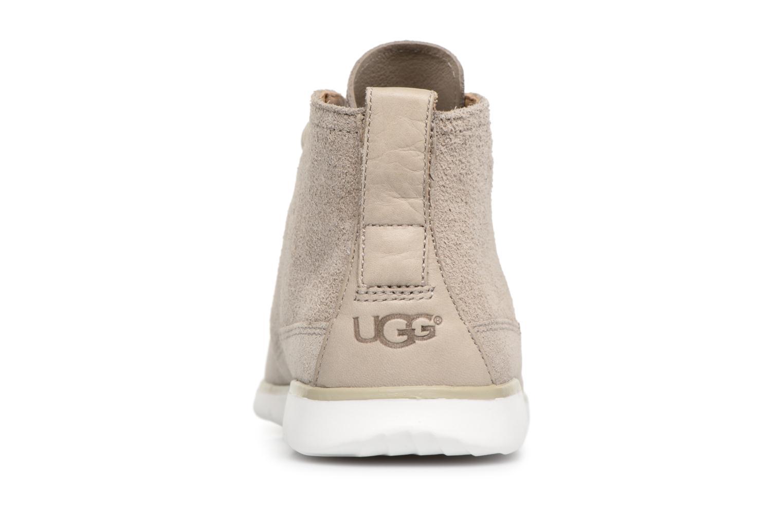 Bottines et boots UGG Freamon flesh out Gris vue droite