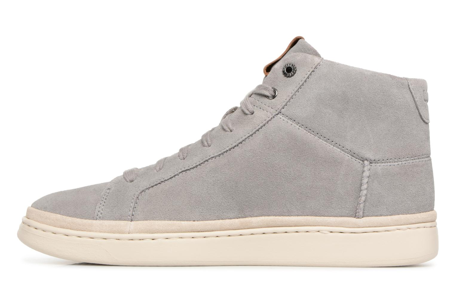 Baskets UGG Cali sneaker high Gris vue face