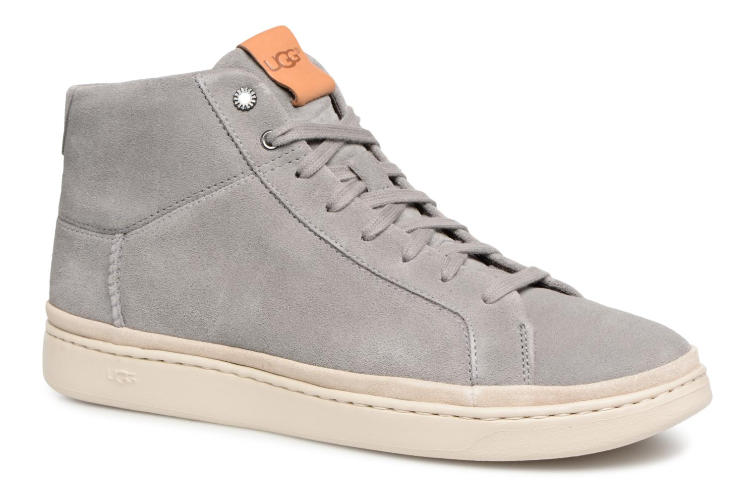 Baskets UGG Cali sneaker high Gris vue détail/paire