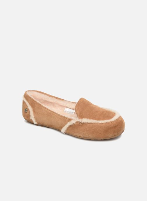 UGG Hailey Loafers in Brown at Sarenza.eu (345382)