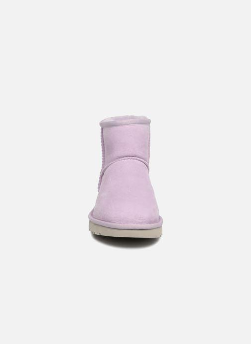 Ugg W Ii Et Mini Fog Boots Classic Lavandar Bottines rxBodCe